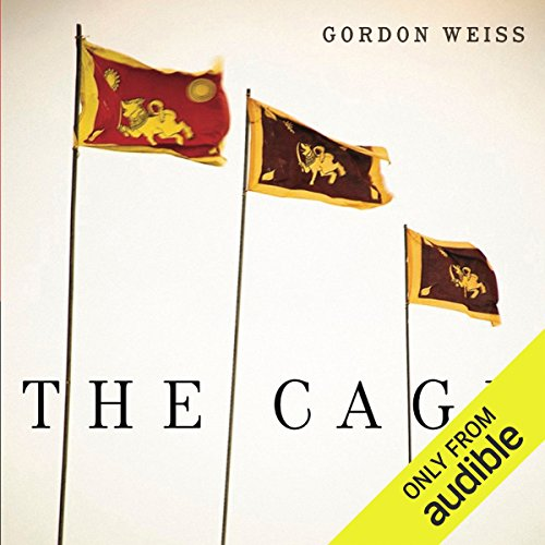 The Cage audiobook cover art