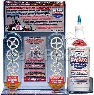 Lucas 10500; Oil Demonstrator