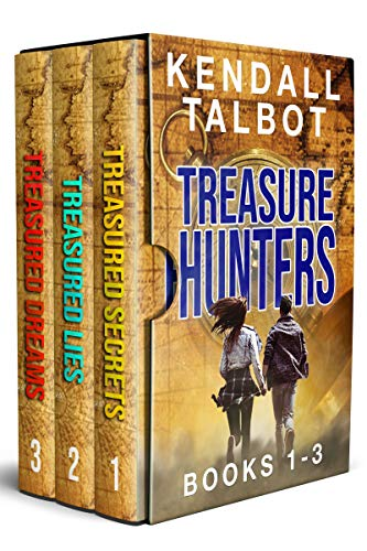 Treasure Hunters Box Set: Complete series: Books 1-3 (English Edition)