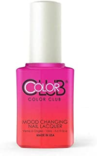 Color Club Mood Changing Nail Lacquer - Flower Child - 15 mL/0.5 fl oz