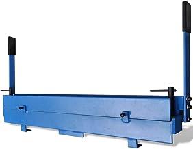 Chapa–Curvatubos manual 1000mm Flexible Ewer kzeuge ángulo de tamaño máximo flexible: 135°