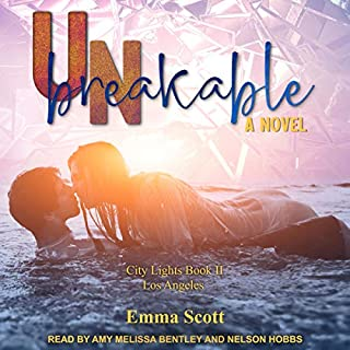 Unbreakable     City Lights, Book 2 - Los Angeles              By:                                                                                                                                 Emma Scott                               Narrated by:                                                                                                                                 Amy Melissa Bentley,                                                                                        Nelson Hobbs                      Length: 15 hrs and 6 mins     Not rated yet     Overall 0.0