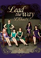 T-Ara - Lead The Way / La'boon (7CDS) [Japan LTD CD] TYCT-39023 by T-ARA (2014-03-05)