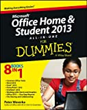 Microsoft Office Home and Student Edition 2013 All-in-One For Dummies (English Edition)