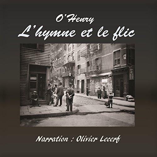 L'hymne et le flic  audiobook cover art