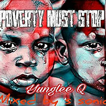 Poverty Must Stop