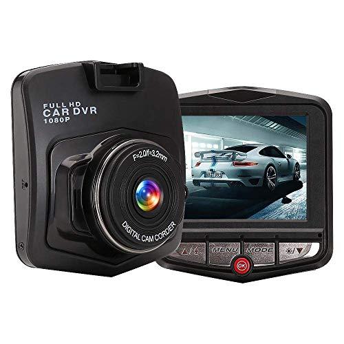 I-Birds Enterprises® Dash Cam Full HD 1080P Dashboard Camera Recorder 170 Wide Angle Car DVR Vehicle DashCam Best Recording System