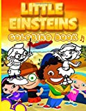 Little Einsteins Coloring Book: Coloring Books For Adults, Teenagers