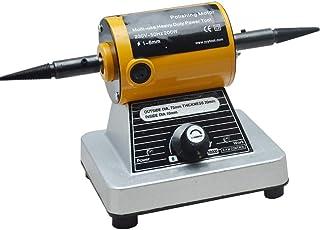 家庭用機器10000RPMミニベンチグラインダー研磨グラインダー金属ガラス石ジュエリーツール用ベンチ旋盤バフ研磨機