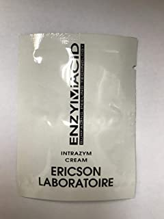 10pcs x Paris ERICSON LABORATOIRE Enzymacid Intrazym Cream 2ml Sample