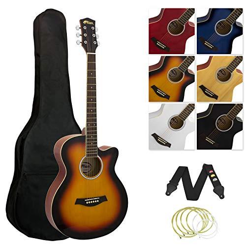 Guitarra acústica TIGER Cutaway kit