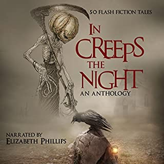In Creeps the Night audiobook cover art