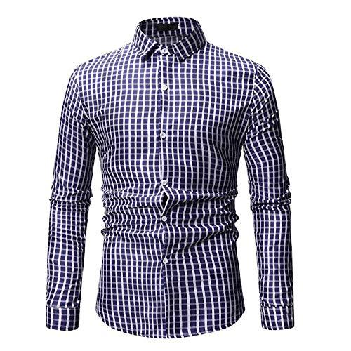 Camisas de manga larga de los hombres Camisas de manga larga de los hombres Camisas casuales