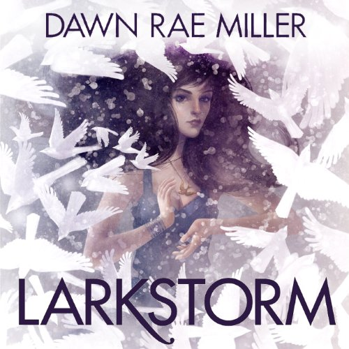 Larkstorm audiobook cover art