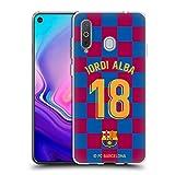 Head Case Designs Offizielle FC Barcelona Jordi Alba