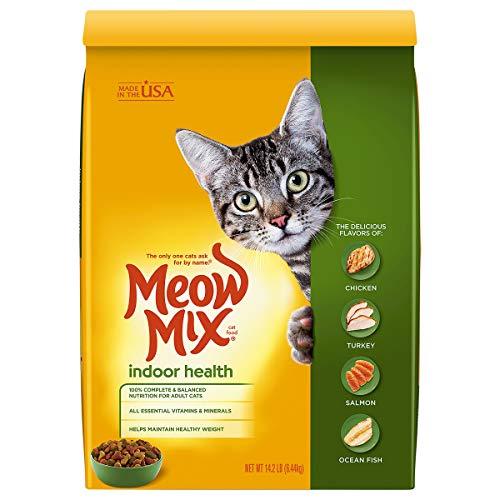 Meow Mix Indoor Health Dry Cat Food