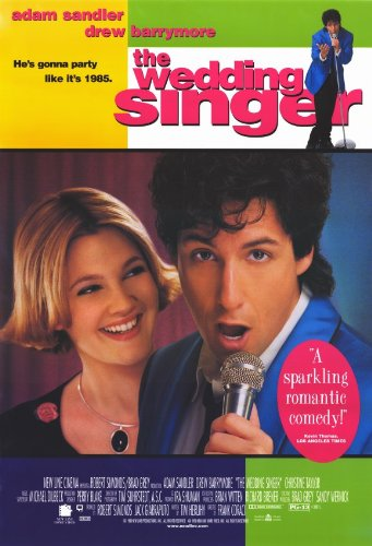 The Wedding Singer Poster Movie (11 x 17 Inches - 28cm x 44cm) (1997) (Style B)