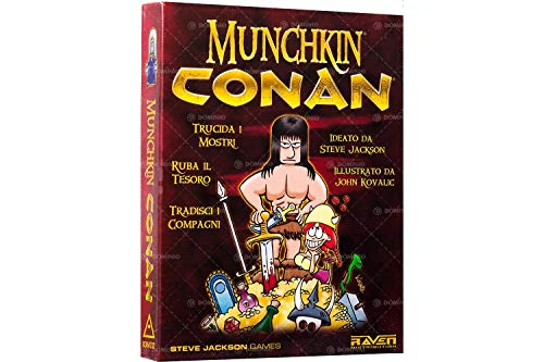 Raven - Munchkin Conan
