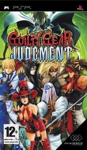 Guilty Gear Judgment (PSP) by THQ