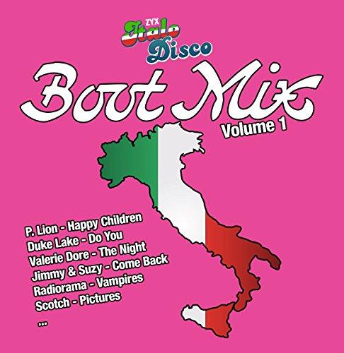Zyx Italo Disco Boot Mix Vol.