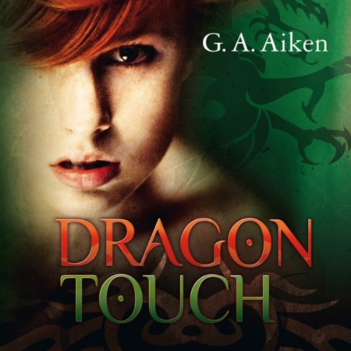 Dragon Touch audiobook cover art