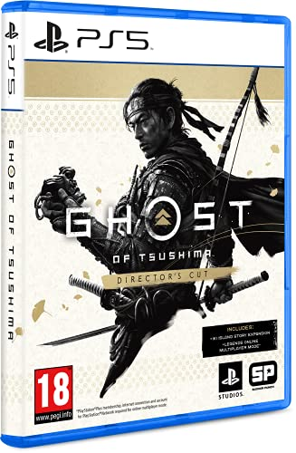 Ghost Of Tsushima Director's Cut (PS5)