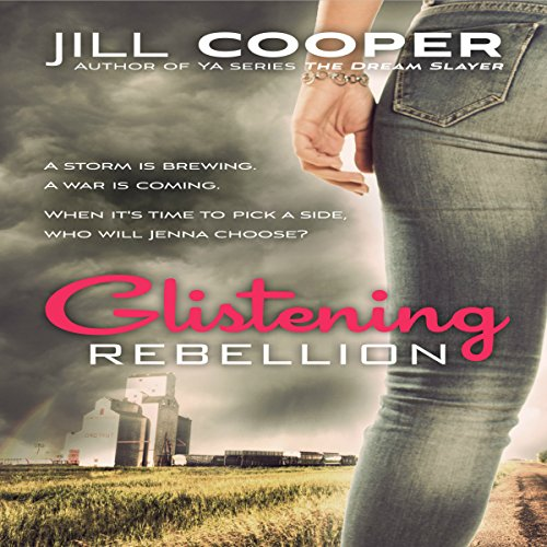 Glistening Rebellion audiobook cover art