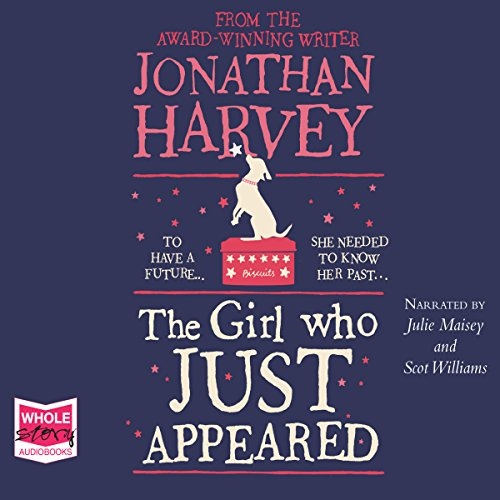 The Girl Who Just Appeared cover art