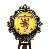 Coat of Arms Scotland Flag Schottland Flagge Wappen Lesezeichen