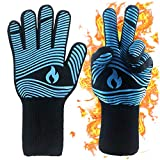 Best Barbecue Gloves - Eagle smart 1 Pair BBQ Gloves with Finger Review