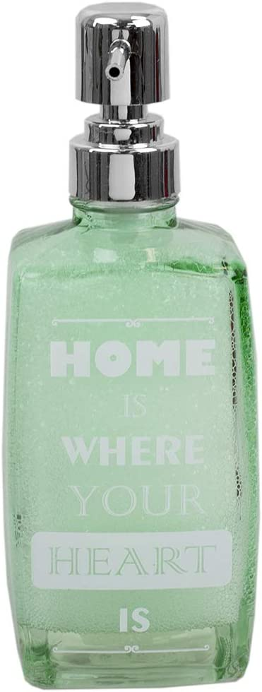 security Home Basics Jewel Tone Soap Stainless Pump Arlington Mall with Dispenser Steel