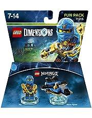 Pack Héros Lego Ninjago (Jay) - Lego Dimensions