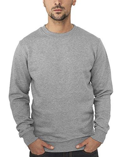 Urban Classics Sweatshirt met ronde hals voor heren