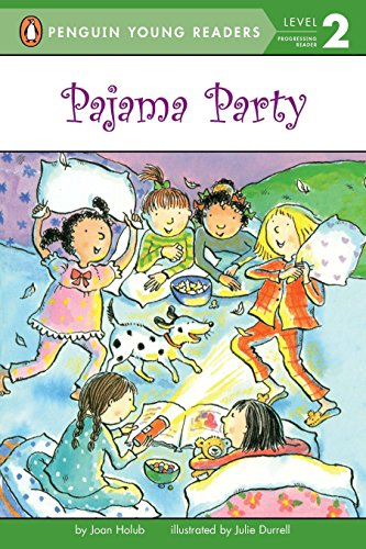 Pajama Party (Penguin Young Readers, Level 2)の詳細を見る