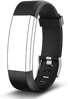 Pulsera Repuesto para fitness Tracker id115HR Plus | Fitness Tracker YAMAY | morefit Slim HR Plus | holyhigh yg3Plus HR | CAMTOA 115PLUS | Nakosite ram2433| Mpow | HR Plus de kg Physio