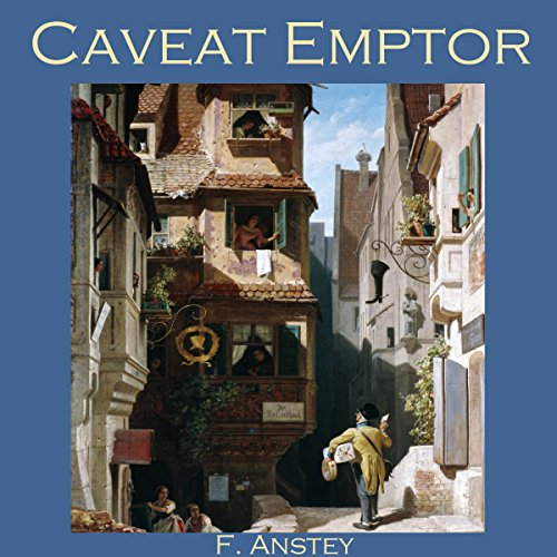 Caveat Emptor audiobook cover art
