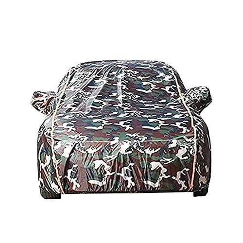 Copriauto Invernale Copertura auto compatibile con Audi A5 Cabriolet A6 Avant A6 Saloon A6 Allroad A7 A7 A8 AUTO COPERCHIO AUTO PIENO Impermeabile Protezione UV traspirante universale all'aperto in tu