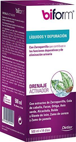 Dietisa - biform - Drenaje Activador - 500 ml