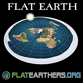 Details about  /Flat Earth Map Kiss-Cut Stickers