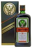 Jägermeister | 0,7l. Flasche in Blechdose Tin-Box