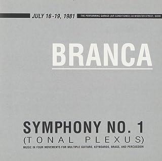 Symphony No.1 by Glenn Branca (1998-09-01)