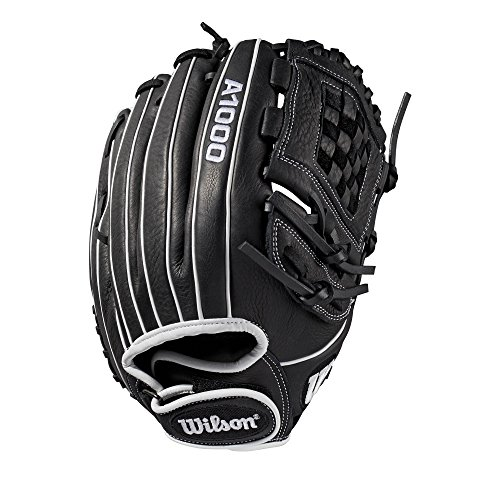 "Wilson A1000 12"" Pitcher's Fastpitch Glove - Right Hand Throw"