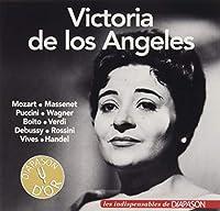 Victoria De Los Angeles: Mozart, Massenet, Puccini, Wagner, Boito, Verdi, Debussy, Rossini, Vives, Handel