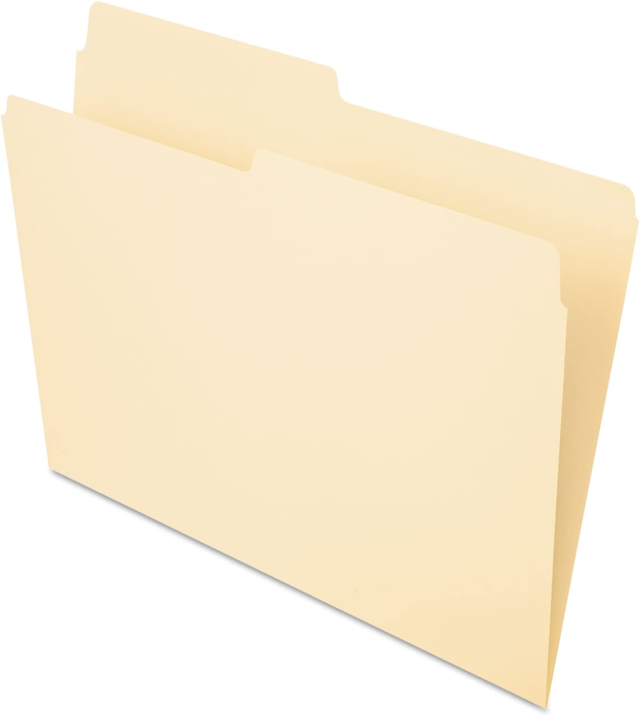 Pendaflex Essentials File Folder - 11 Letter Easy-to-use 8.50quot; Width x Max 72% OFF