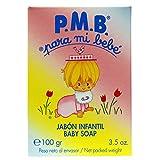 PMB Baby Soap 3.5 oz - Jabon Infantil