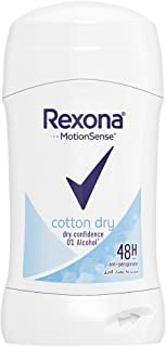 Rexona Women Antiperspirant Stick Cotton Dry, 40g