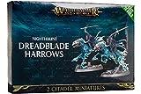 Warhammer Age of Sigmar: Easy to Build Nighthaunt Dreadblade Harrows