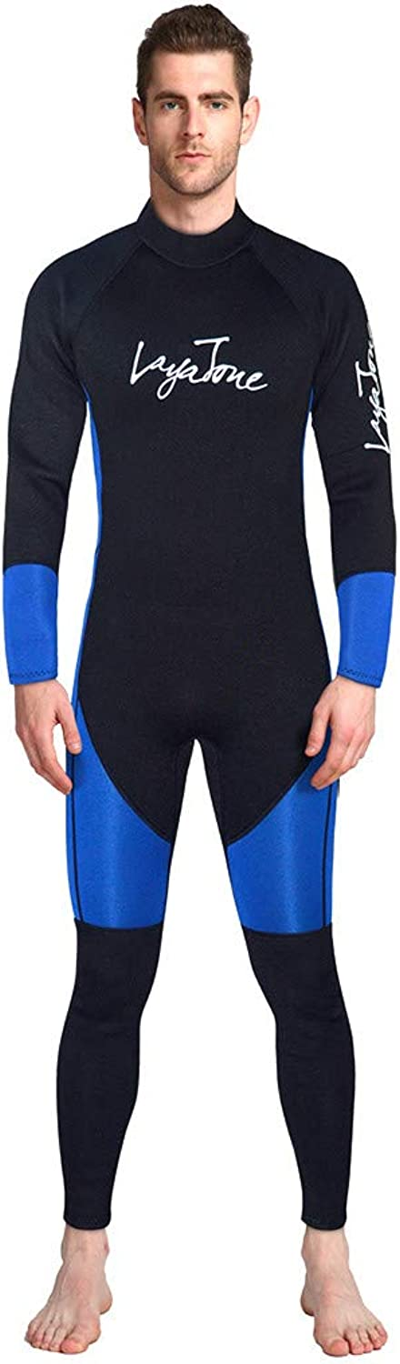 XILALU Men and Women Neoprene 3 Mm Wetsuit  Sunscreen Surfing Warm Water Mother Clothes