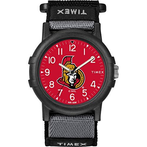 Timex Youth TWZHSENYA NHL Recruit Ottawa Senators Watch