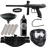 Action Village Tippmann Epic Paintball Gun Package Kit (Gryphon) (Black)